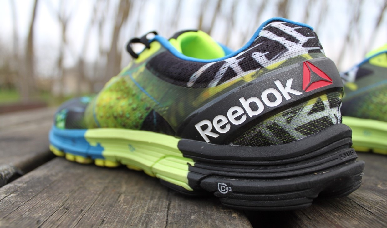 Reebok Cushion 3.0 talón