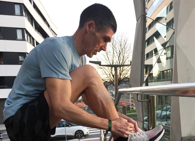 zapatillas para runners por encima de 80 kilos