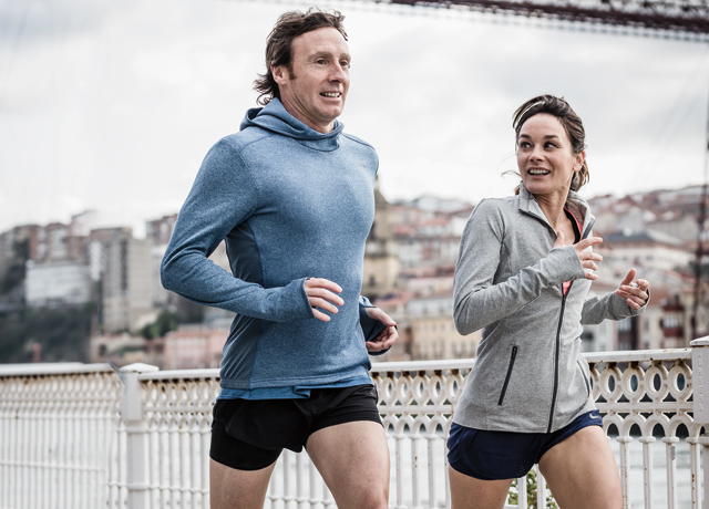 empezar a correr a los 40 plan de entrenamiento