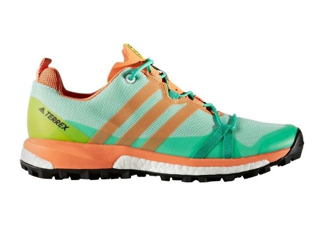 zapatillas trail adidas mujer