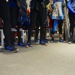 Probamos las Terrex Agravic de Adidas a la luz de un frontal con Luis Alberto Hernando