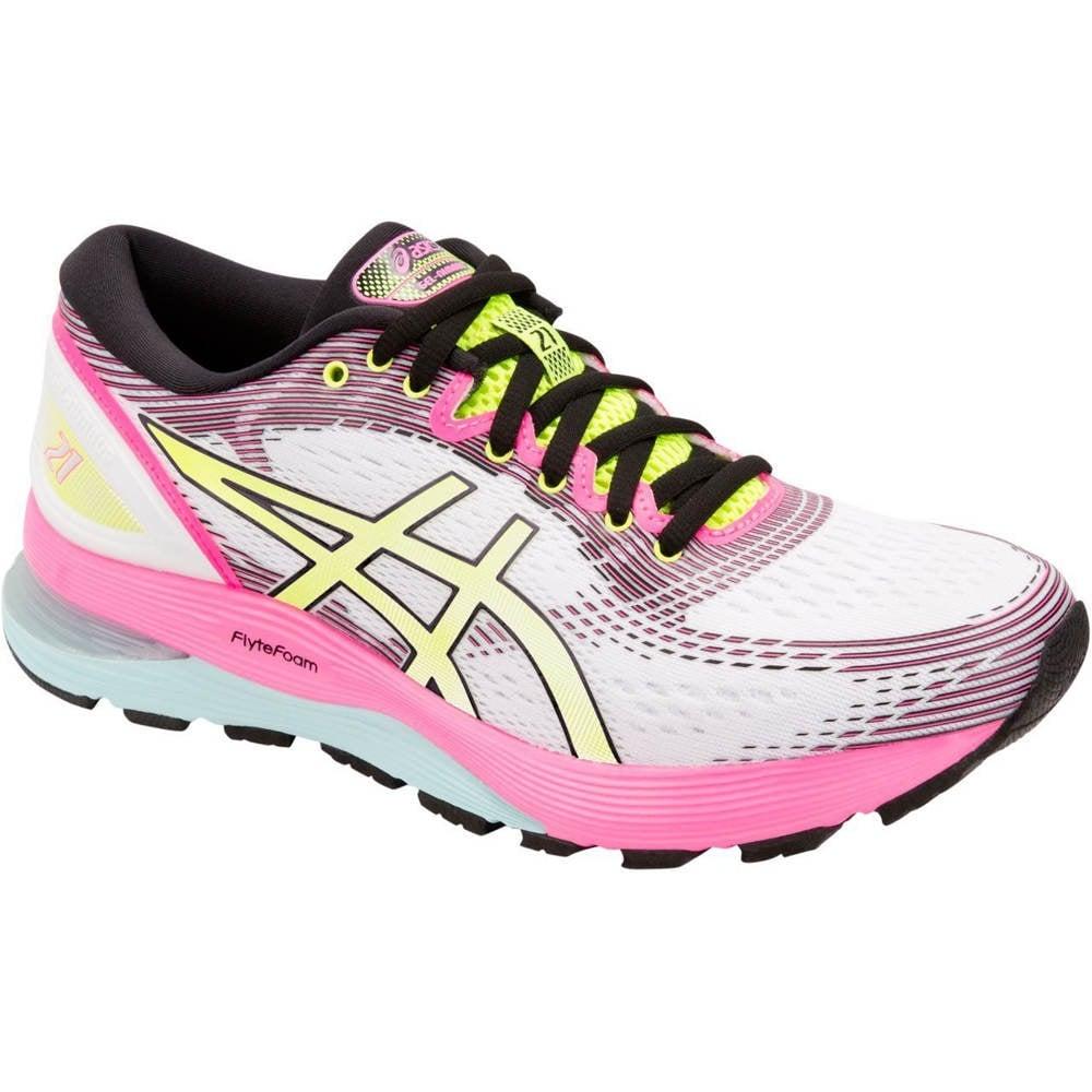 asics mujer running zapatillas