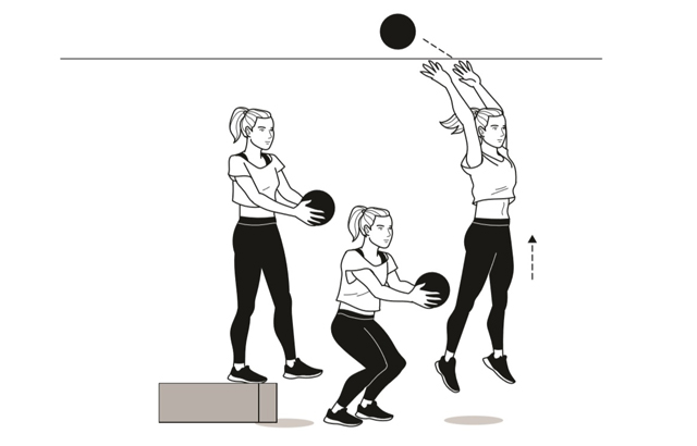 ejercicios pliométricos