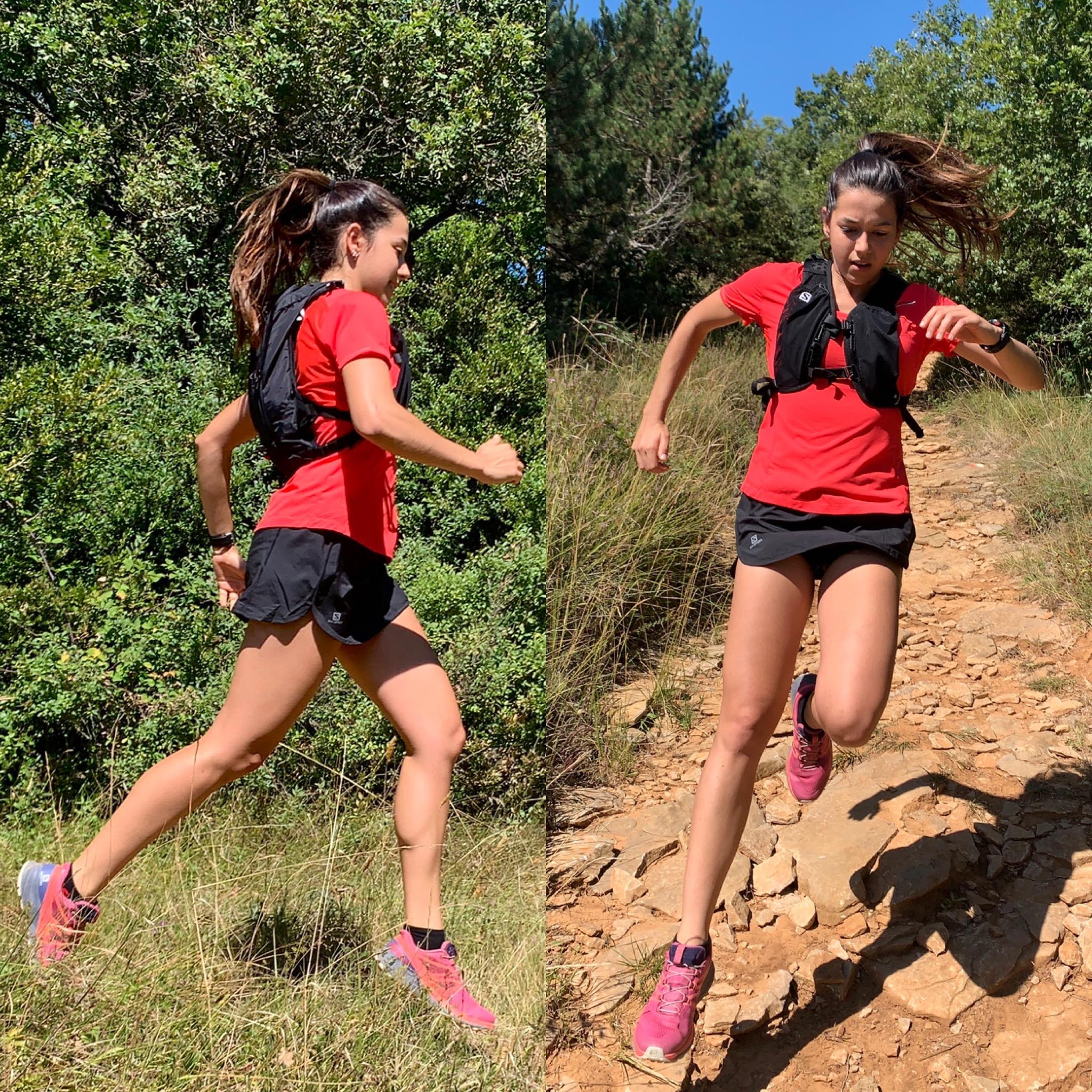 agile salomon running