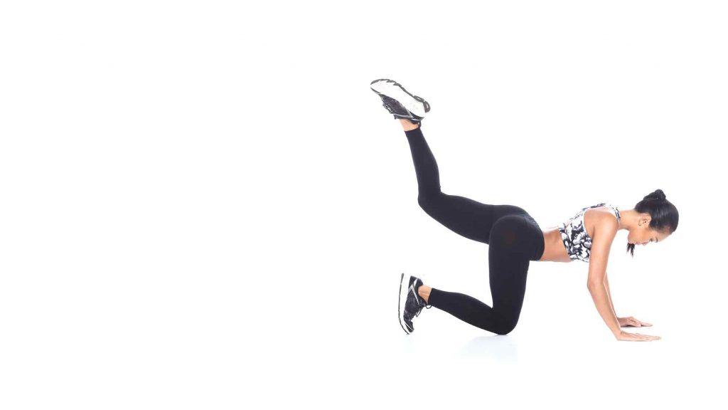 ejercicios para fortalecer tus glúteos