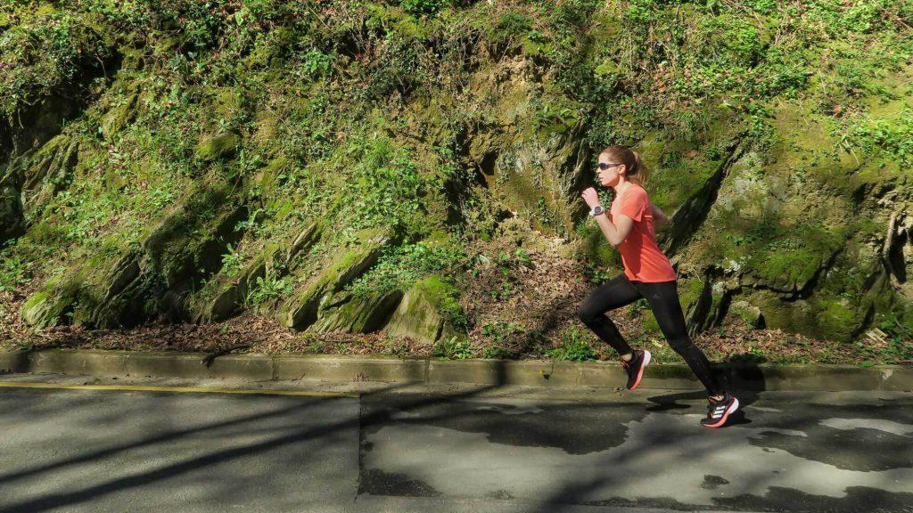 La re-finitiva: voy a ser runner