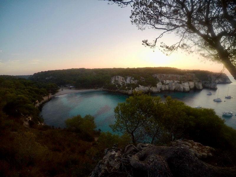 Running por Menorca: Macarella