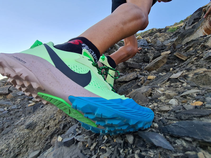 Upper Nike Kiger 6